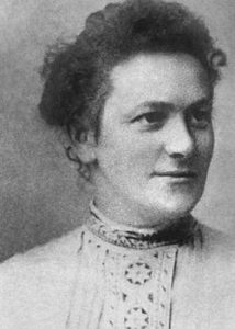 Germany. Activist of German and international Communist movement Clara Zetkin. Reproduction. Photo TASS 21.11.1890 *** Local Caption *** A001626A