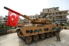 coul p6 char turc afrin