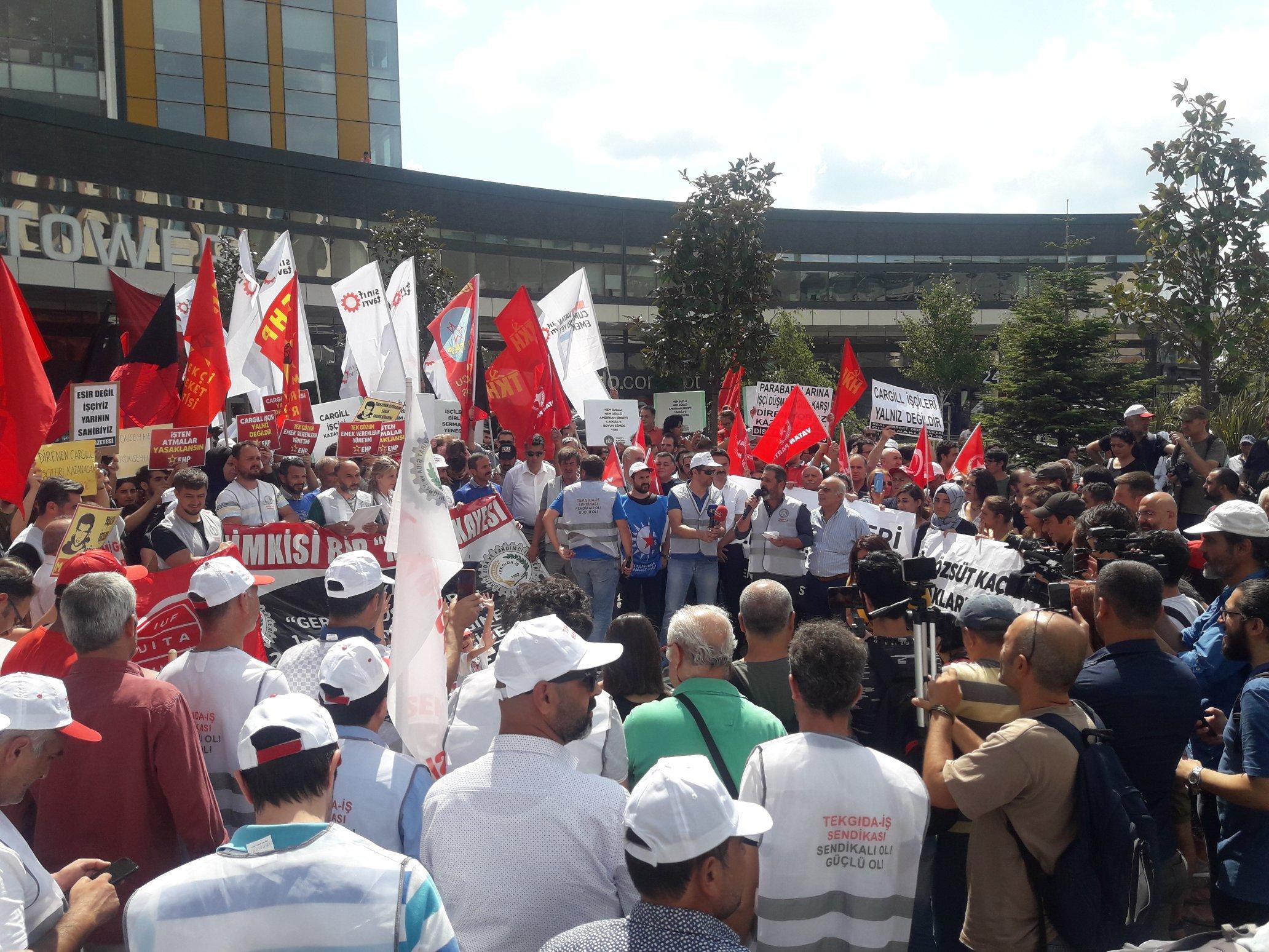 500 jours lutte Cargill Turquie 2