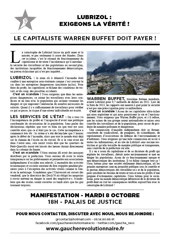 19.10.05 Lubrizol maquette 2e tract appel anif 8 octobre